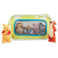 Image of Winnie the Pooh and Pals Bath Toy Set for Baby # 2