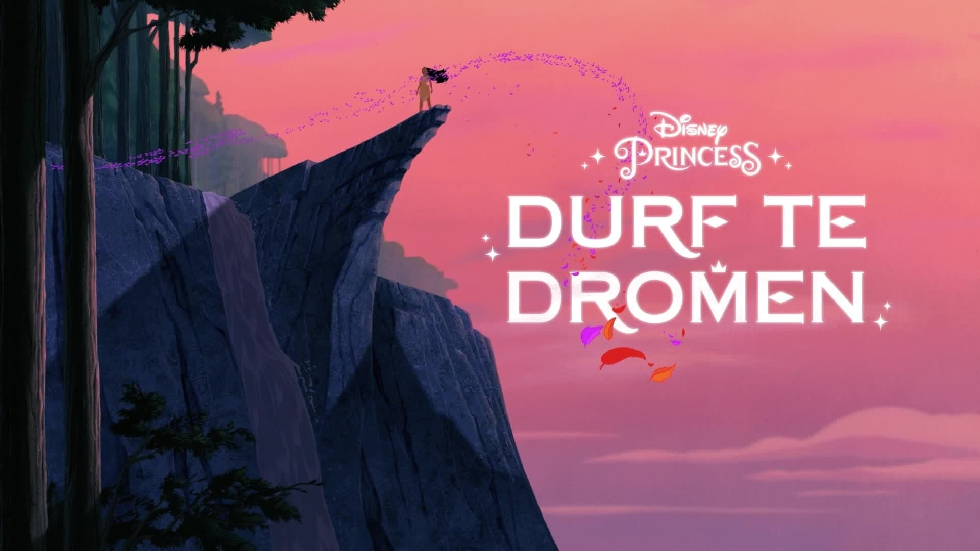 Disney Princess: Durf Te Dromen - Be a Champion