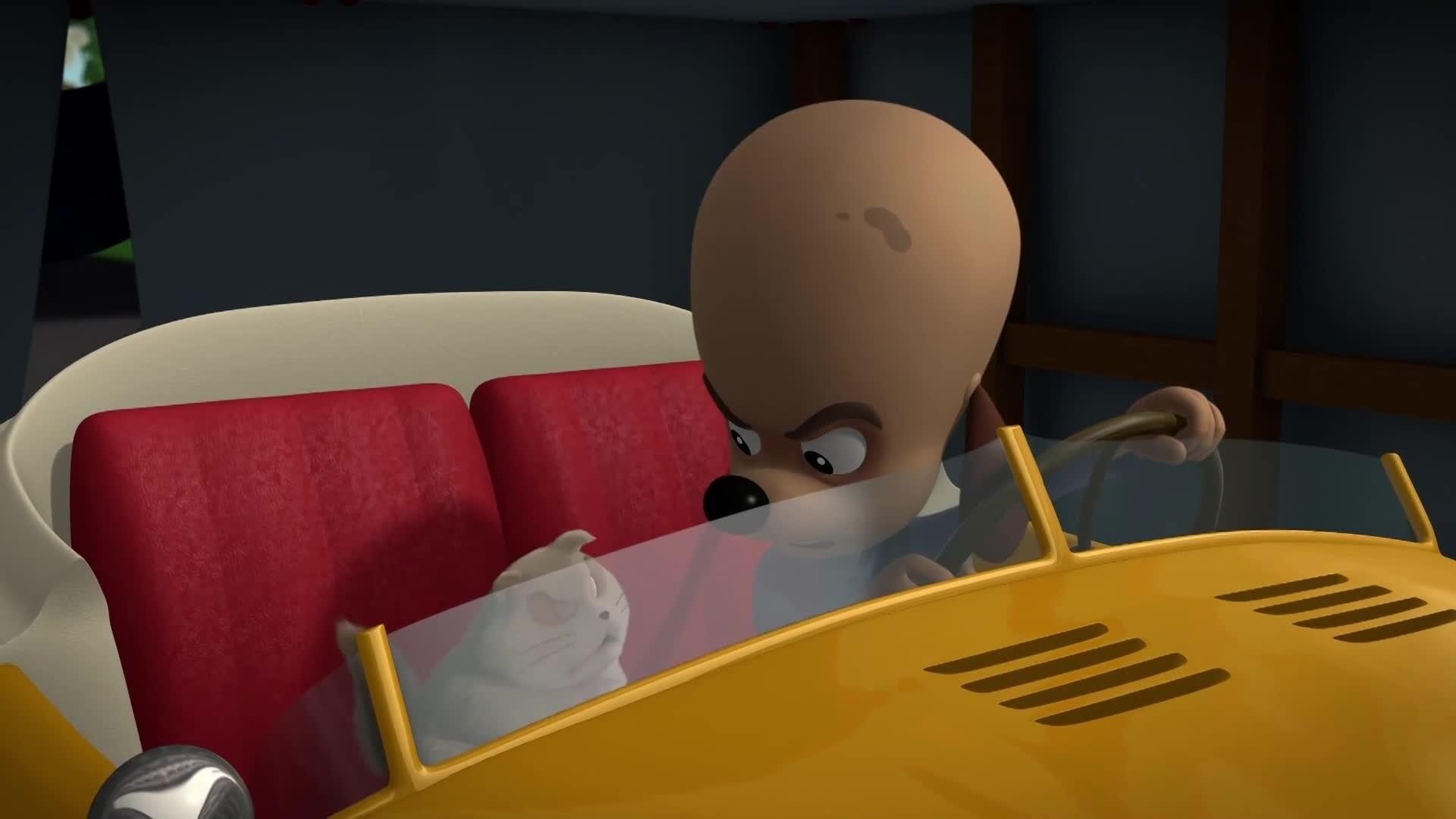 Micky und die flinken Flitzer - Haltet den Dieb!/Licht! Kamera! Hilfe!