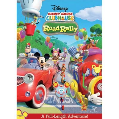 Road Rally DVD
