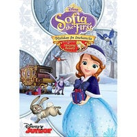Image of Sofia the First: Holiday in Enchancia DVD # 1