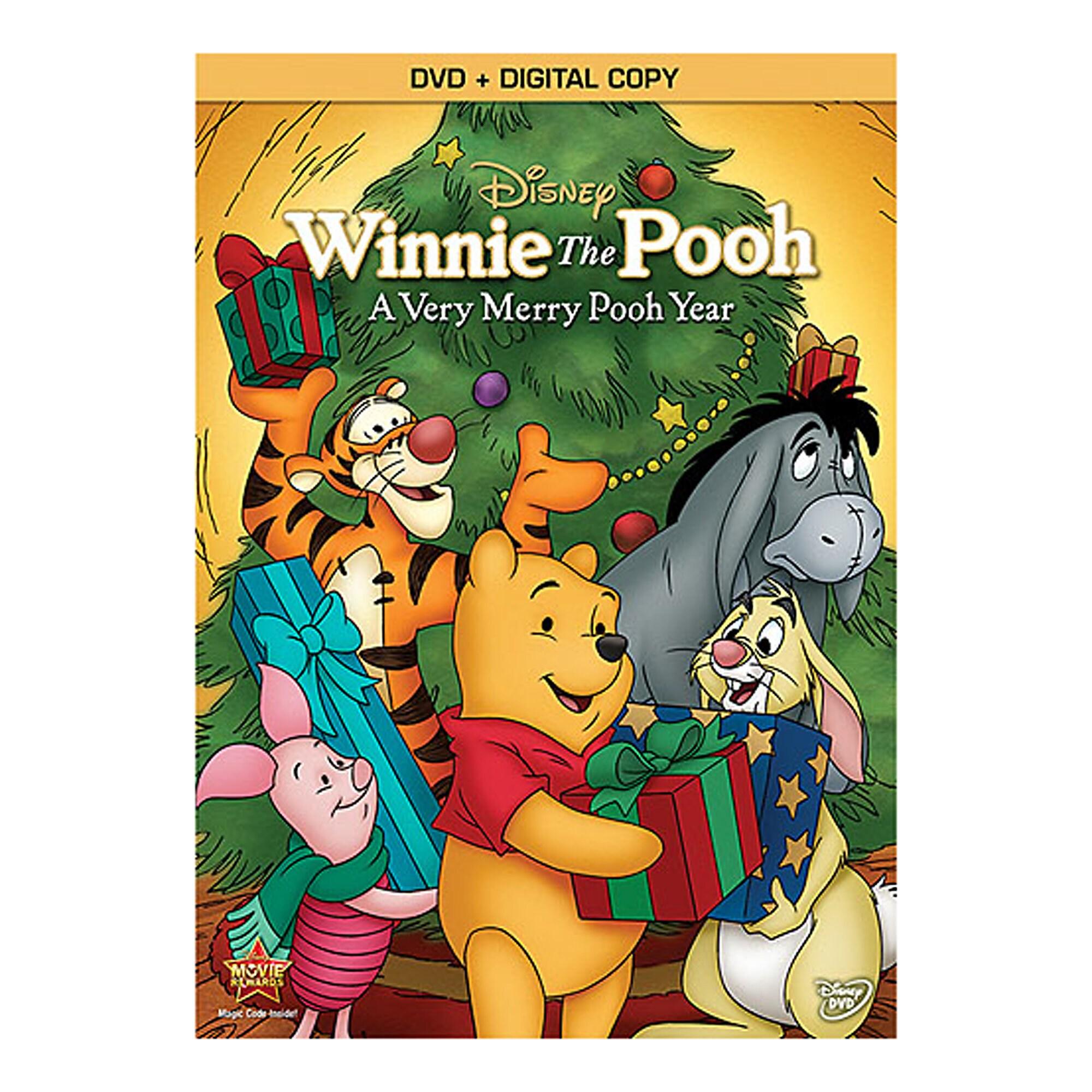 winnie the pooh a very merry pooh year dvd shopdisney