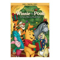 Image of Winnie The Pooh: A Very Merry Pooh Year DVD # 1