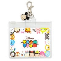 Disney ''Tsum Tsum'' Pin Lanyard Pouch with Charm