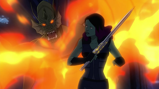 """Marvel's Guardians of the Galaxy"" Sneak Peek"