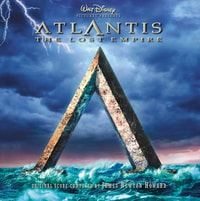Atlantis: The Lost Empire: Soundtrack