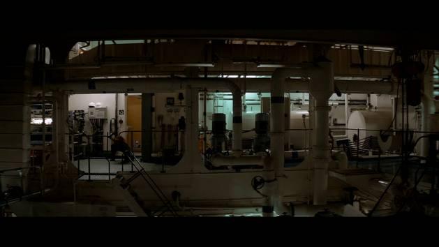 Captain America le soldat de l'hiver - Extrait : salle des machines