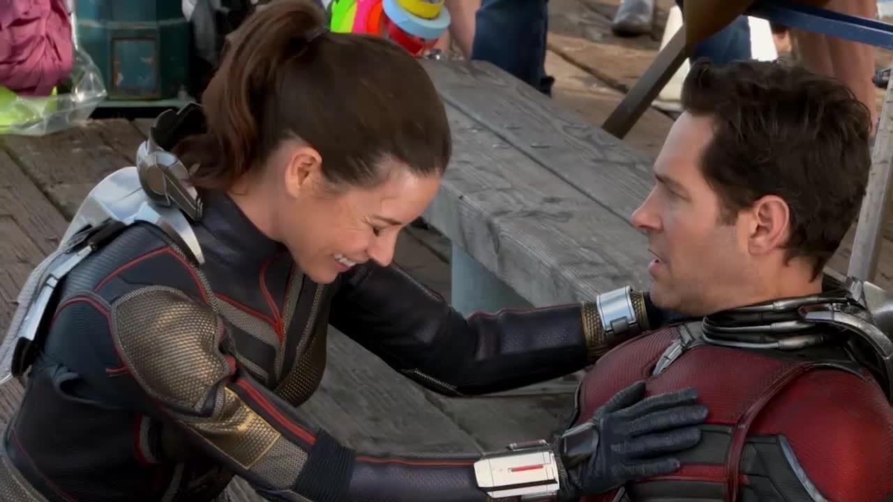 Ant-Man and The Wasp | It Takes Two featurette