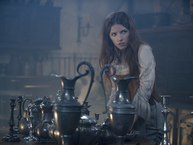 "Anna Kendrick stars as Cinderella in ""Into the Woods."" In theaters Dec. 25, 2014, the film showca..."