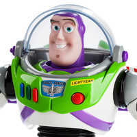 Image of Buzz Lightyear Talking Action Figure # 8