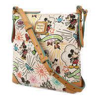 Image of Disney Sketch Crossbody Bag by Dooney & Bourke # 2