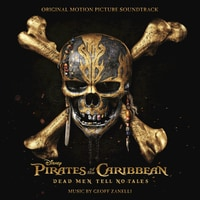 Pirates of the Caribbean: Salazar's Revenge: Soundtrack