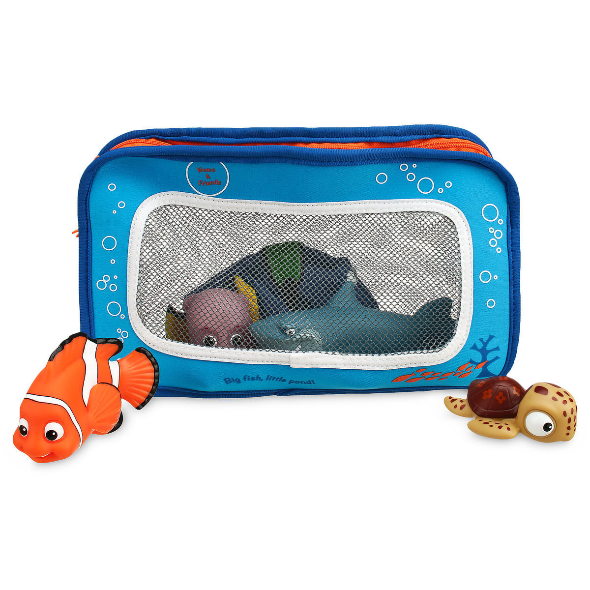 Finding Nemo Bath Toys for Baby | shopDisney