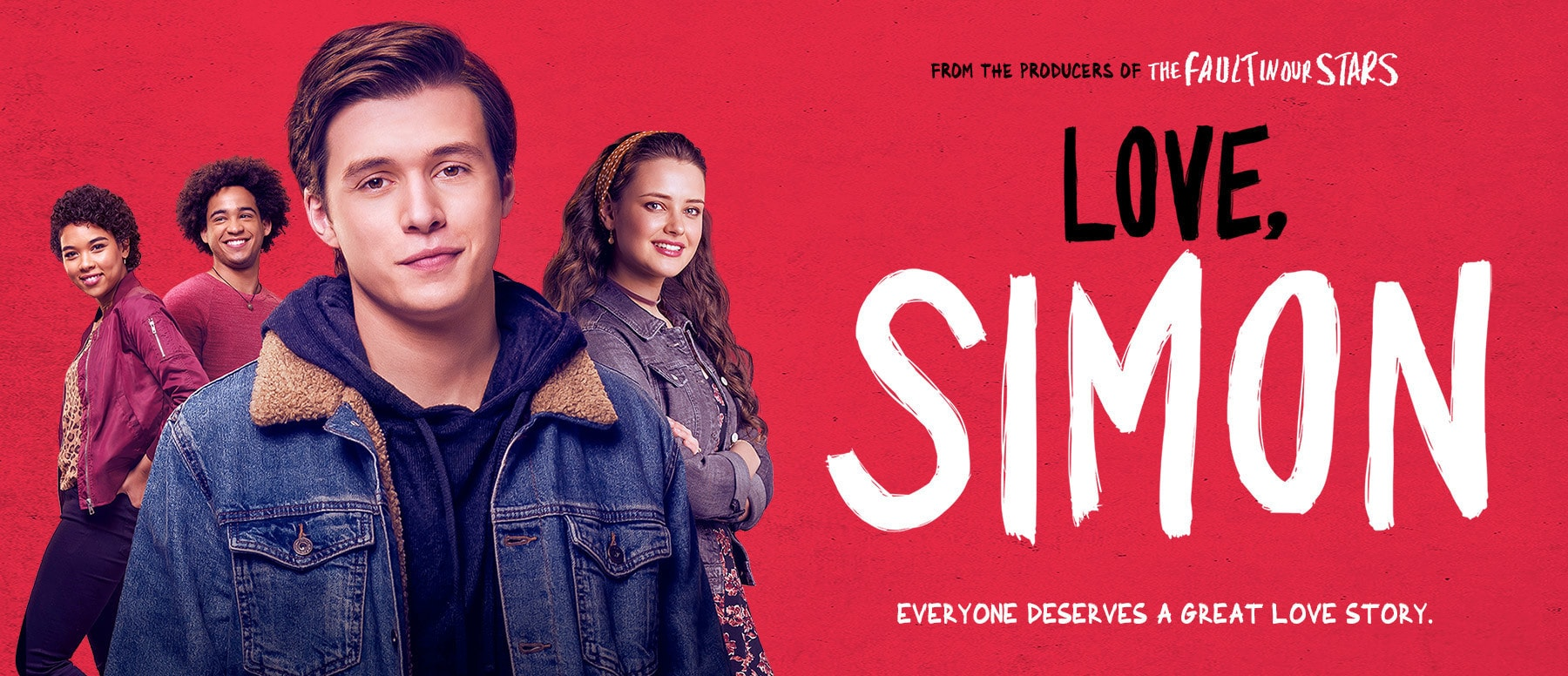 Love, Simon Hero