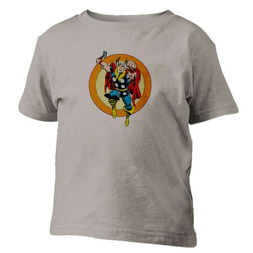 The Mighty Thor Tee for Kids - Customizable