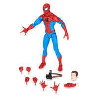 Image of Spider-Man Action Figure - Marvel Select - 7'' # 1