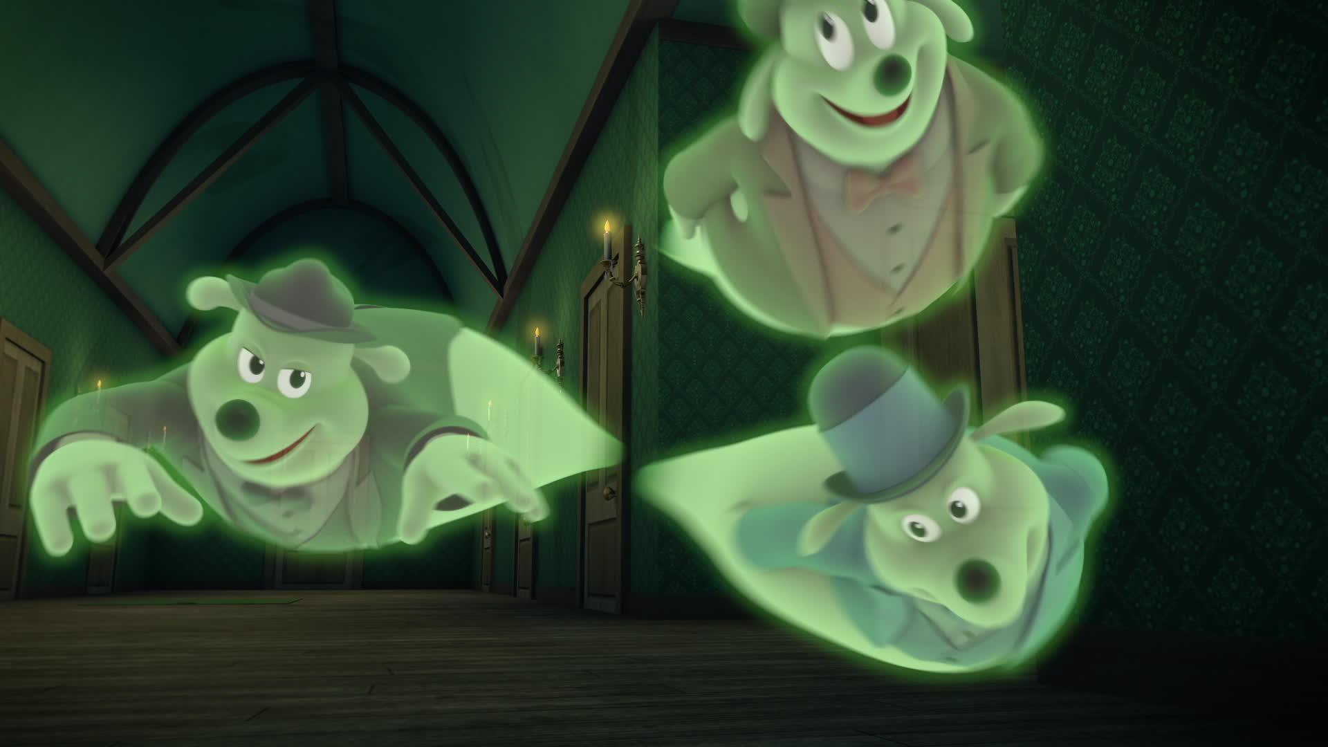 Music Video: Creepy Creeps