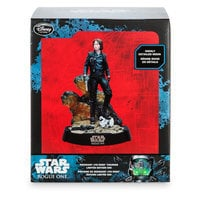 Image of Jyn Erso Figure - Rogue One: A Star Wars Story - Limited Edition # 11