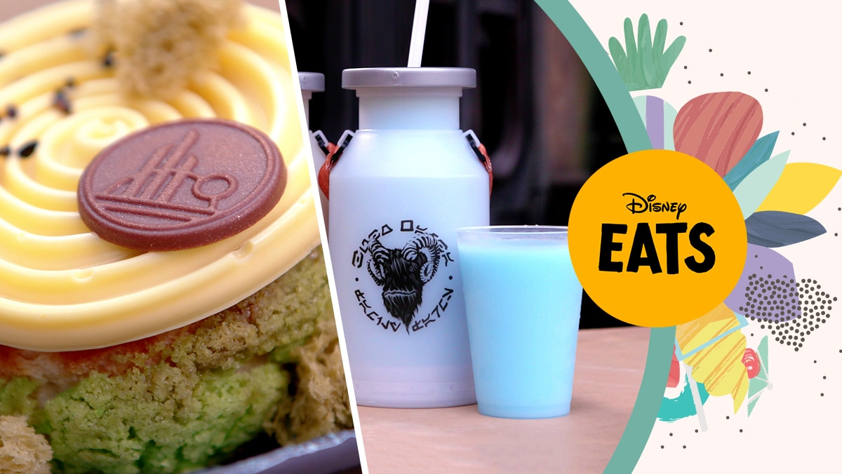 Star Wars Galaxy's Edge: A Taste of Batuu | Disney Eats