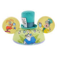 Image of Alice in Wonderland Ear Hat for Adults # 1