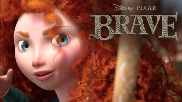 Brave | Merida and Elinor