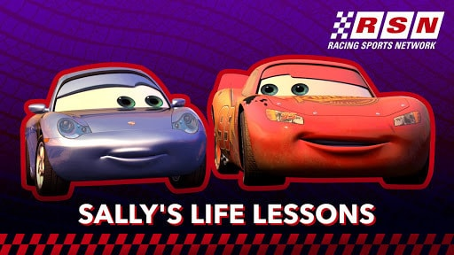 Sally's Life Lessons | Racing Sports Network by Disney