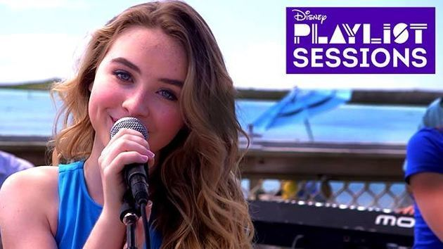 Darling I'm A Mess | Sabrina Carpenter | Disney Playlist Sessions