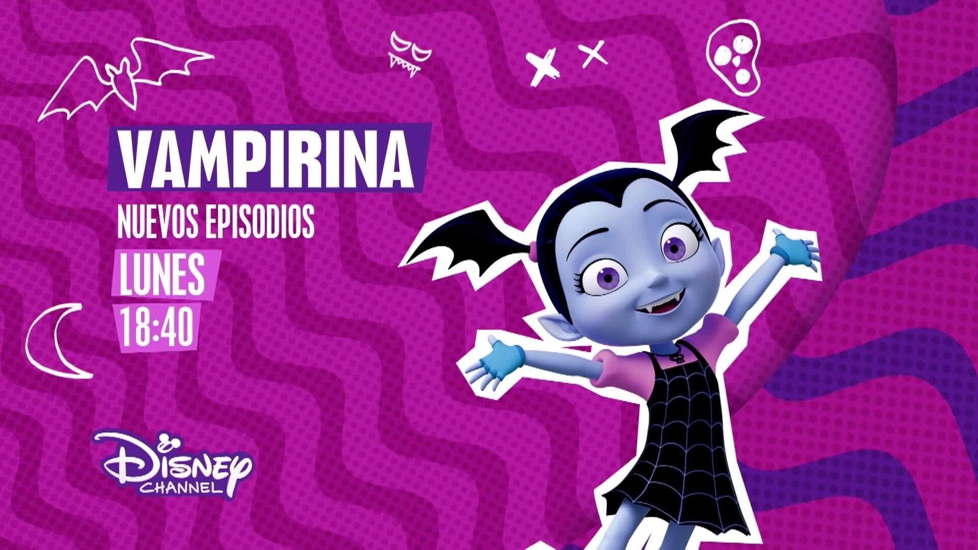 """¡Nuevos episodios de """"Vampirina"""" en Disney Channel!"""