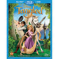 Image of Tangled - 2-Disc Combo Pack # 1