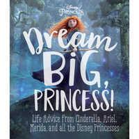 Image of Disney Princess: Dream Big, Princess! Book # 1