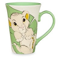 Simba and Rafiki Mug - The Lion King
