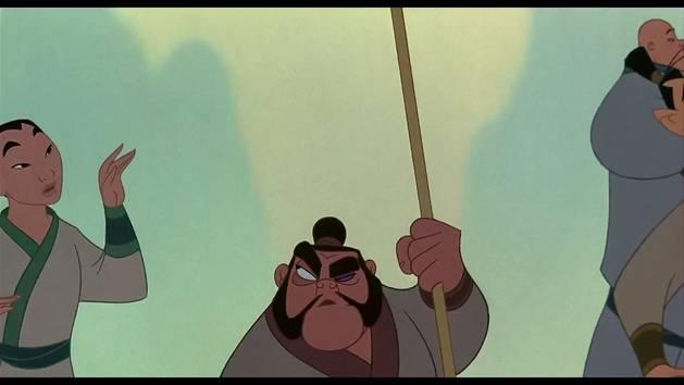 """Mulan : Chanson """"Comme un homme"""""""