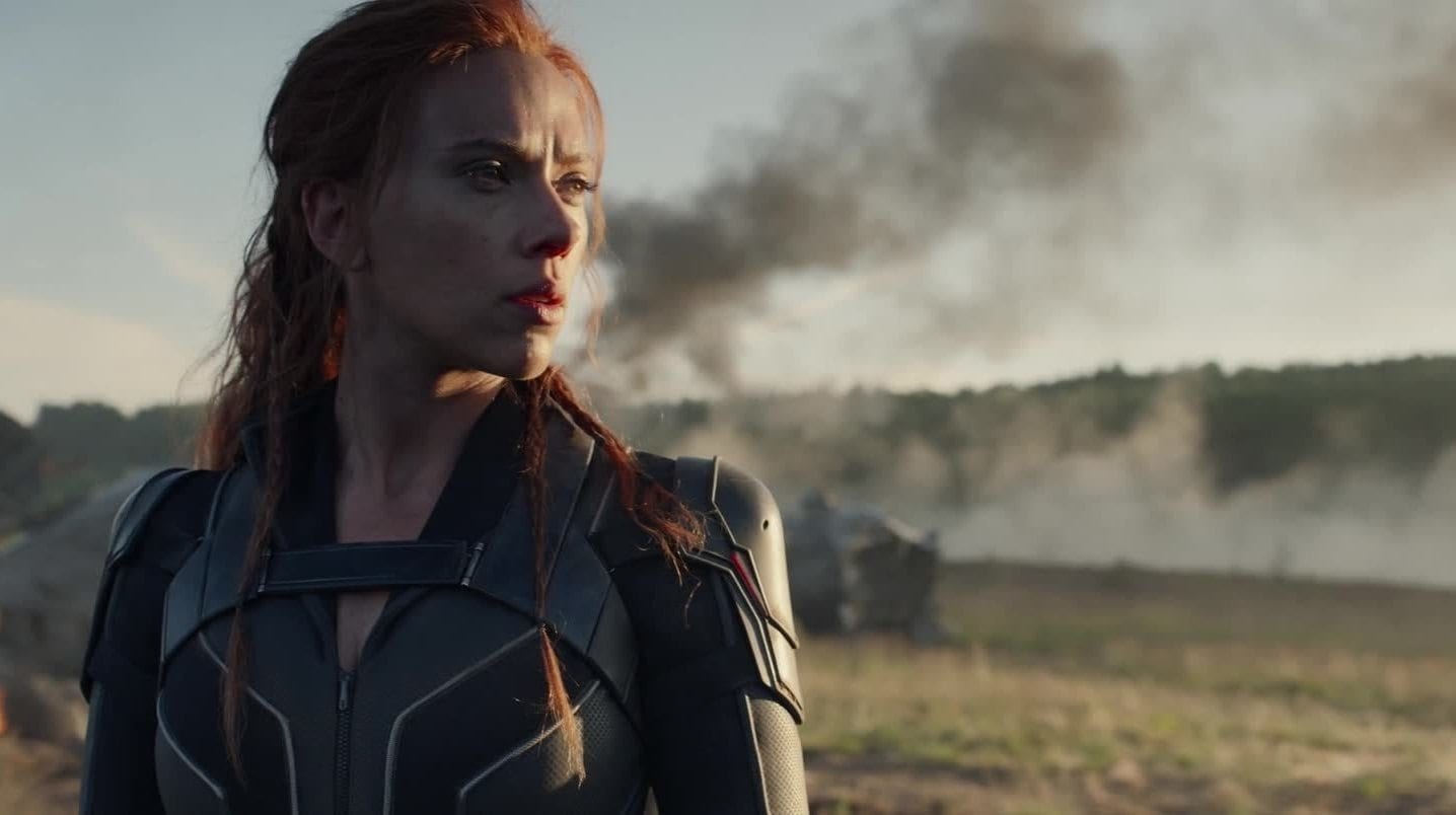 Black Widow - Trailer 1 TEST