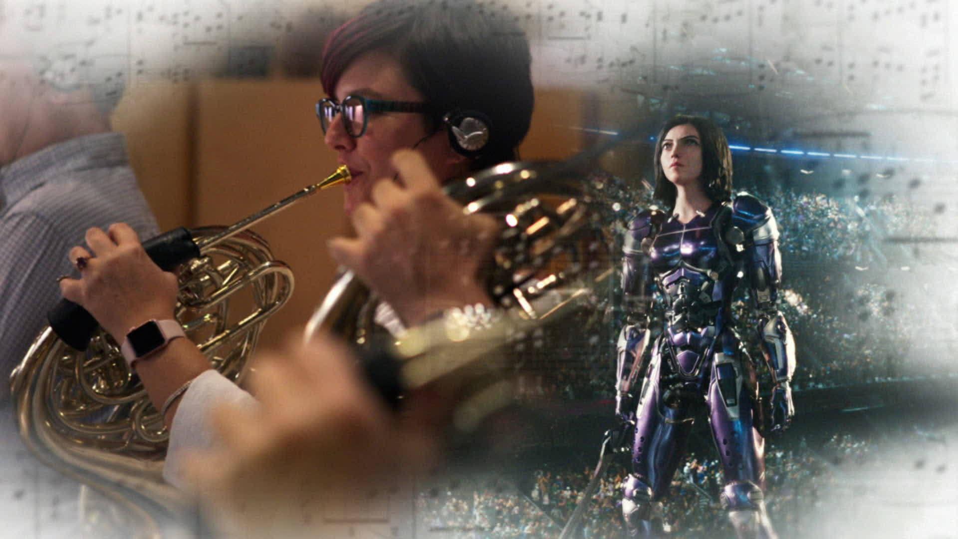 The Music of Alita