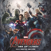 Avengers: Age of Ultron: Soundtrack