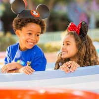 Image of Mickey Mouse Ear Hat For Kids - Disneyland - Personalizable # 3