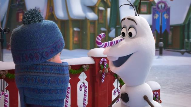 Olaf's Frozen Adventure | Trailer