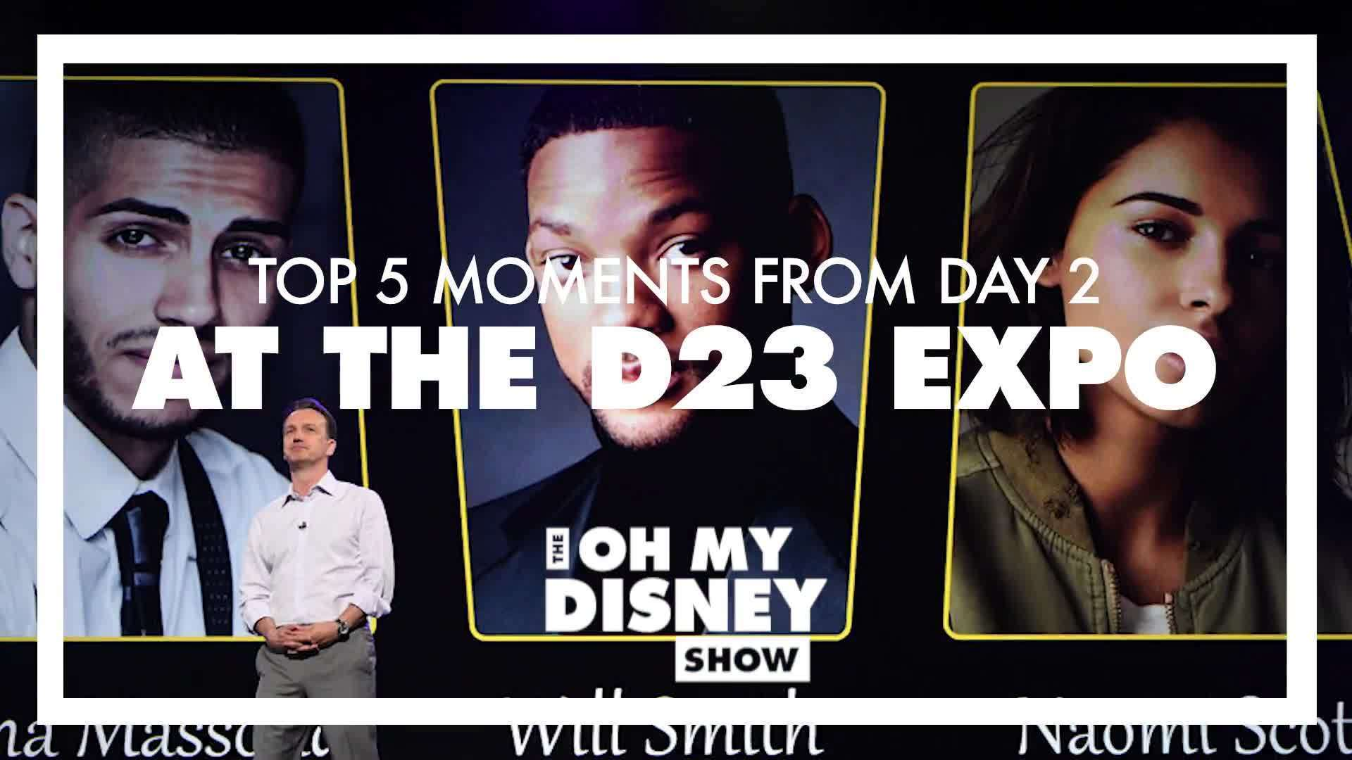 D23 Expo Recap Day 2 | Oh My Disney