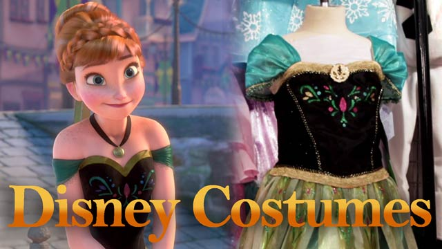 A Visit to the Disney Store Halloween Costume Shop - Disney Insider