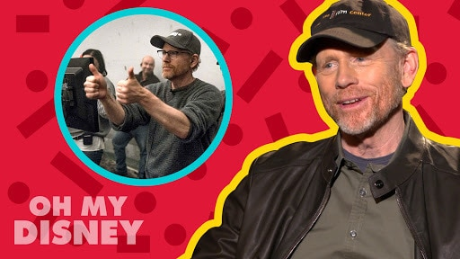 Ron Howard on Directing Solo: A Star Wars Story | Oh My Disney Show by Oh My Disney