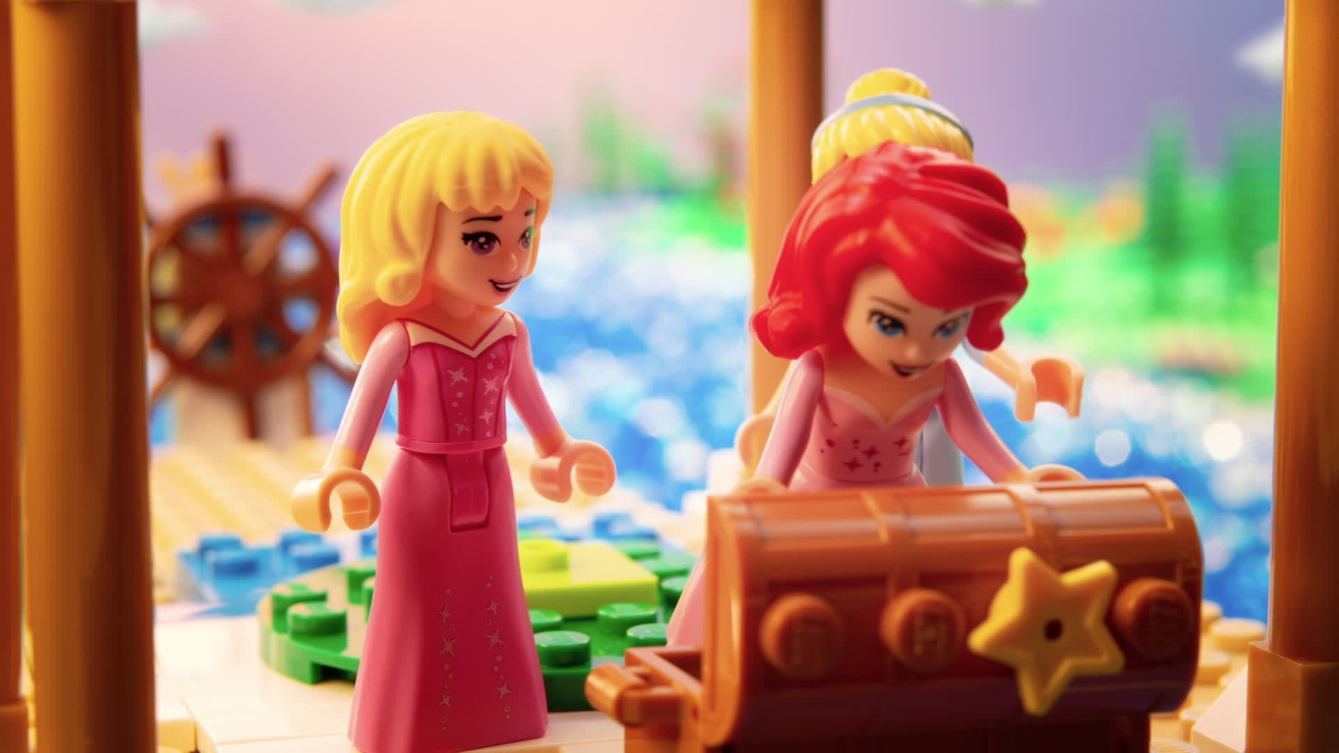LEGO Disney Princess – Share Your Story | As Told By LEGO by Disney