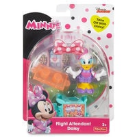 Image of Flight Attendant Daisy Duck Action Figure - Minnie's Happy Helpers # 2