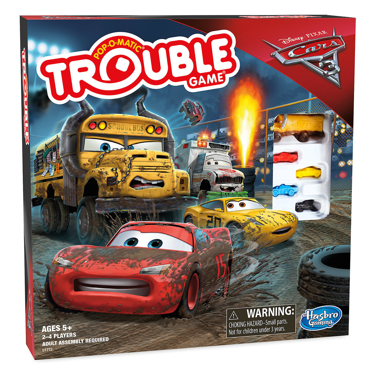 Trouble Game - PIXAR Cars 3 Edition | shopDisney