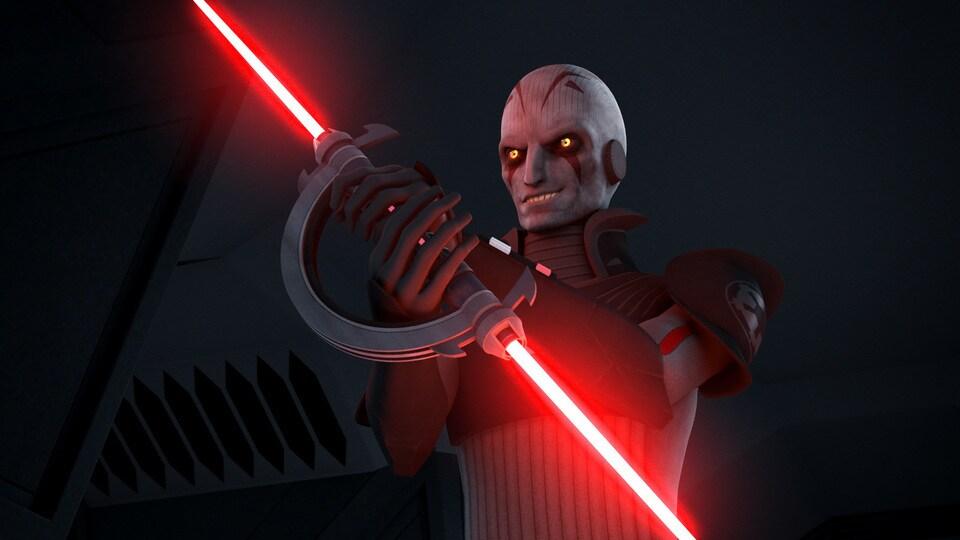 The Grand Inquisitor's Lightsaber | StarWars.com