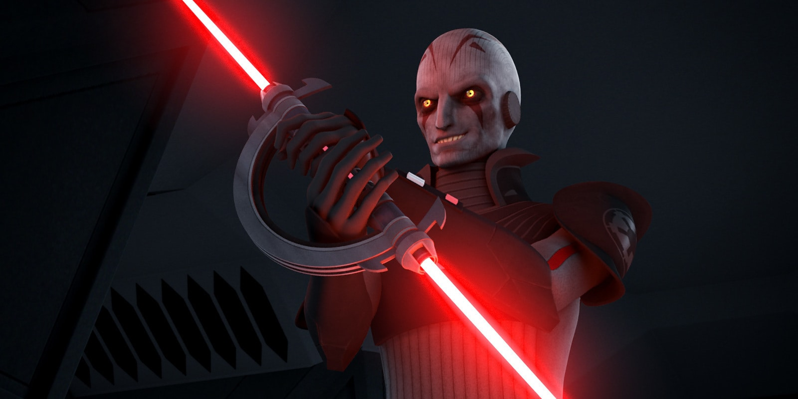 The Grand Inquisitor's Lightsaber | StarWars.com