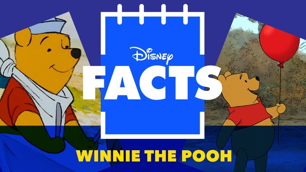 Fun Facts About Winnie the Pooh | Disney Facts