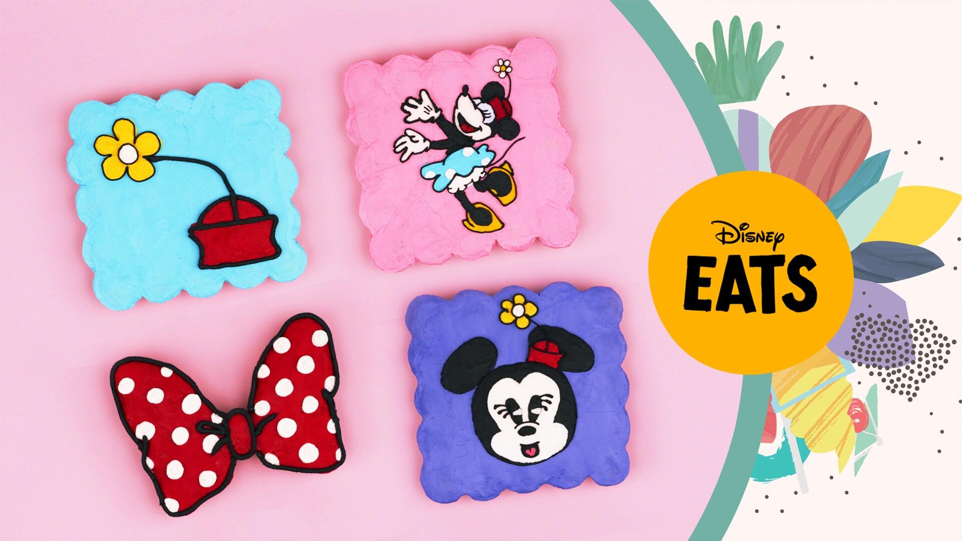 Minnie Mouse Cupcake Cakes | Disney Eats