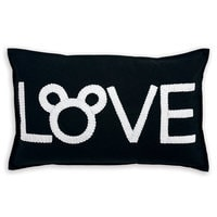 Image of Mickey Mouse Love Pillow by Ethan Allen # 5