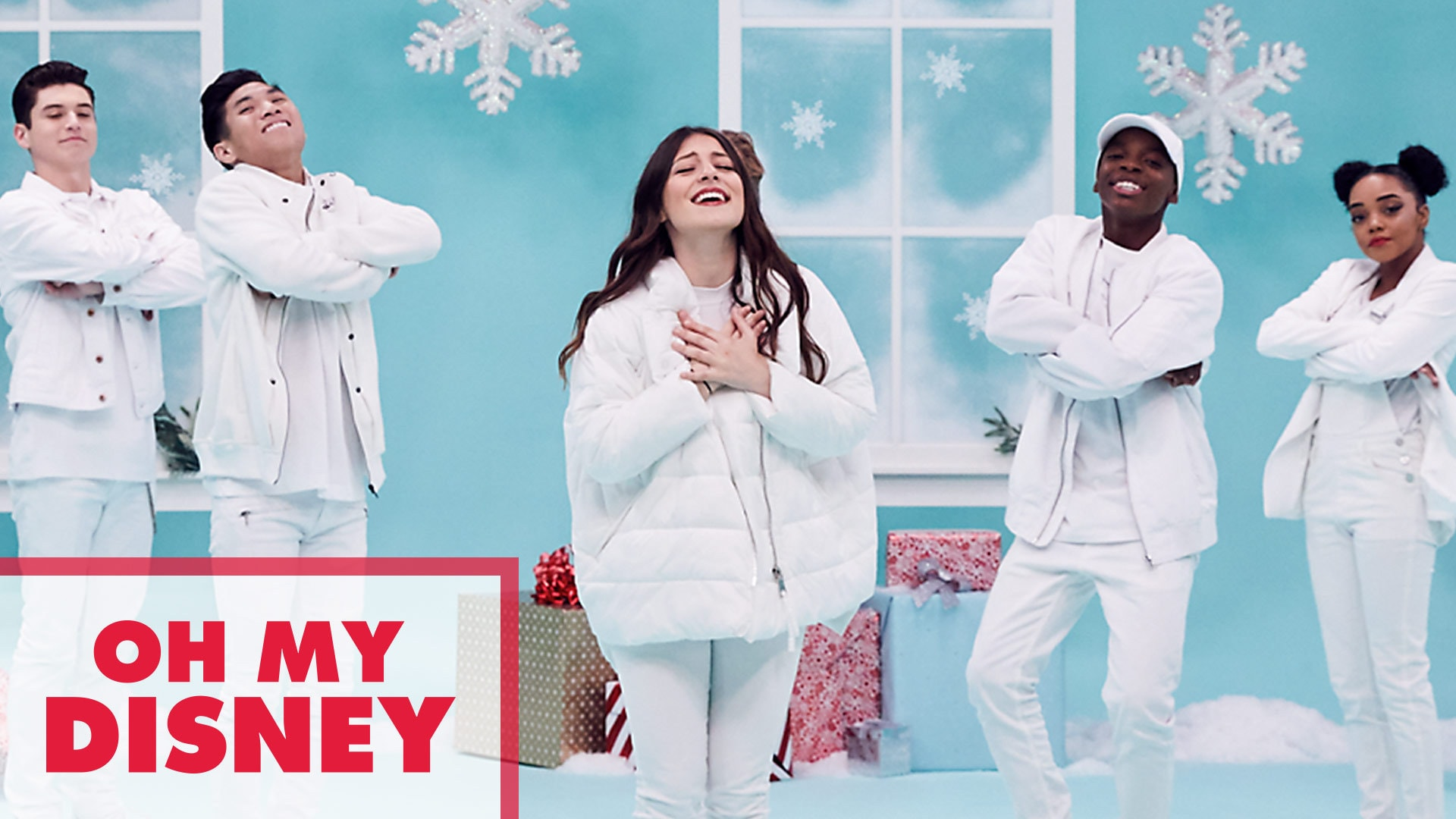 When December Comes - Music Video | Club Mickey Mouse Holiday
