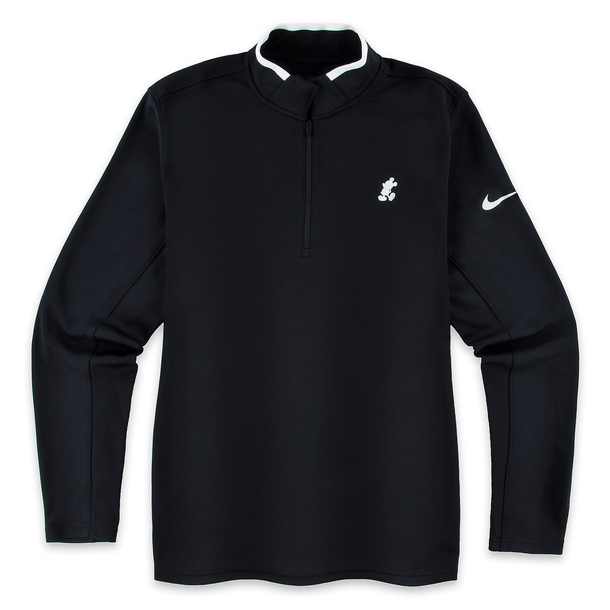 73857b26 Product Image of Mickey Mouse Therma-Fit Pullover for Men by NikeGolf - Navy  #